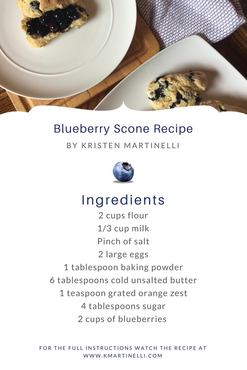 Kristen Martinelli_Blog_KMartinelli Writer & Marketer_Blueberry Scones Recipe.png