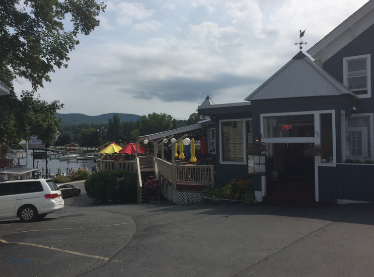The Shoreline Restaurant Exterior, Parking Lot, & Lake View_K. Martinelli Blog_Kristen Martinelli_Digital Marketing & Design.png
