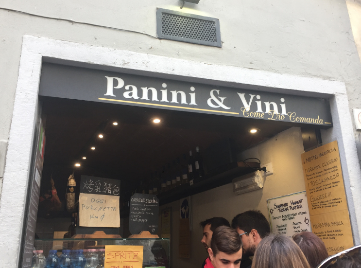 Panini & Vini_Exterior Building_Florence Italy_K. Martinelli Blog_Kristen Martinelli.png