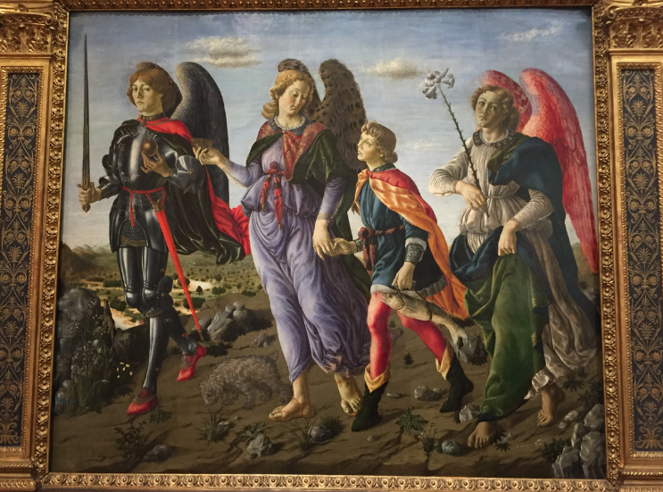 The Uffizi Gallery, John the Baptist_Florence Italy_K. Martinelli Blog _ Kristen Martinelli  (1).png