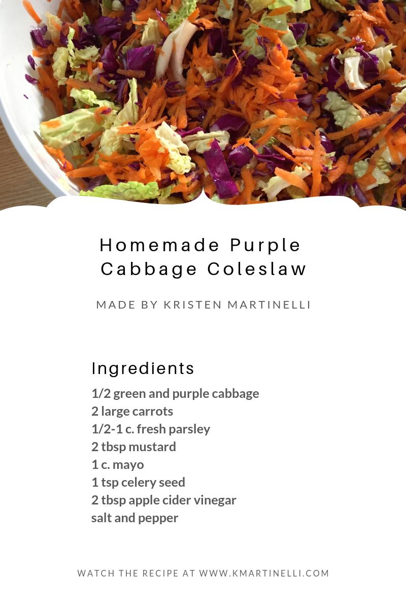 Homemade Purple Cabbage Coleslaw Ingredients_K.Martinelli Blog_Kristen Martinelli.png