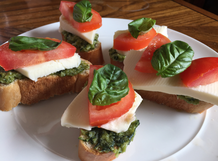 Caprese Crostini with Homemade Pesto_Final Product_Kristen Martinelli_K.Martinelli Blog.png