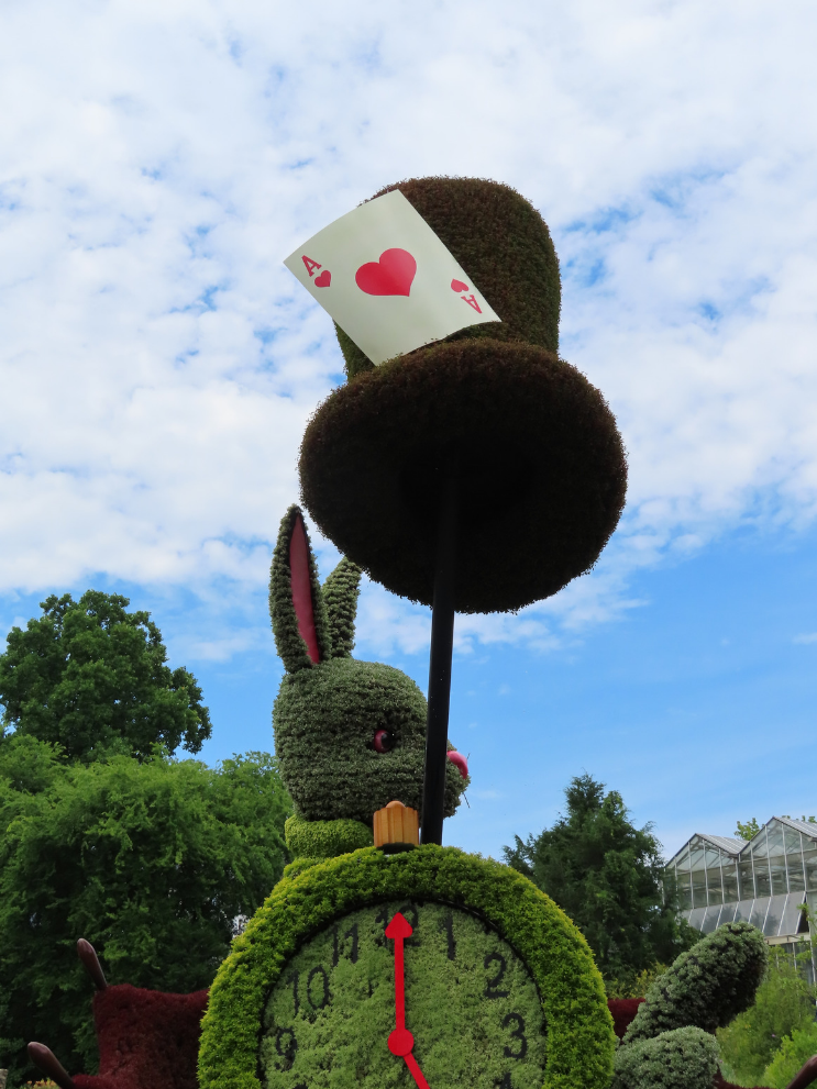 Zoomed White Rabbit and Hatters Hat_Atlanta Botanical Gardens_GA _ K. Martinelli Blog_ Kristen Martinelli.png