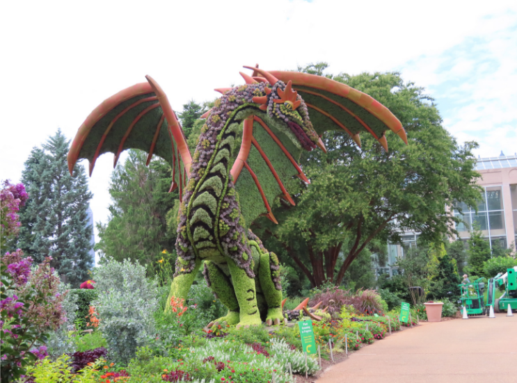 Atlanta Botanical Garden_Atlanta Georgia_Dragon_K. Martinelli Blog _ Kristen Martinelli.png