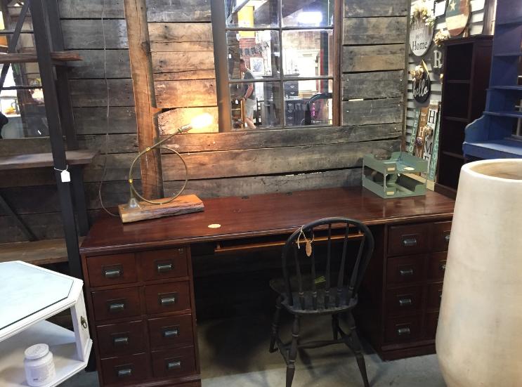 Vintageville Antiques and Farmer's Market_Desk_Columbus GA_K. Martinelli Blog_Kristen Martinelli.png