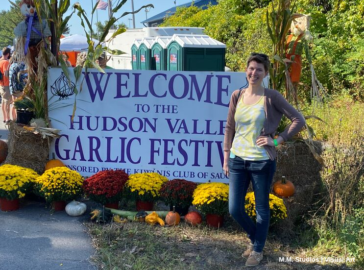 Entrance Sign_2019 Hudson Valley Garlic Festival_K.Martinelli Blog_M.M Studios Photography.png