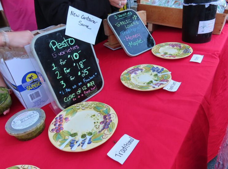 Pesto Samples_2019 Garlic Festival _ K.Martinelli Blog_Kristen Martinelli.png
