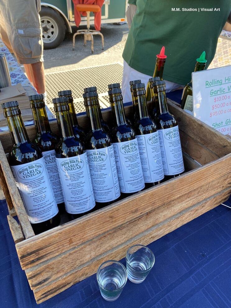 Garlic Vinegar _ 2019 Hudson Valley Garlic Festival_K. Martinelli Blog _ M.M. Studios.png