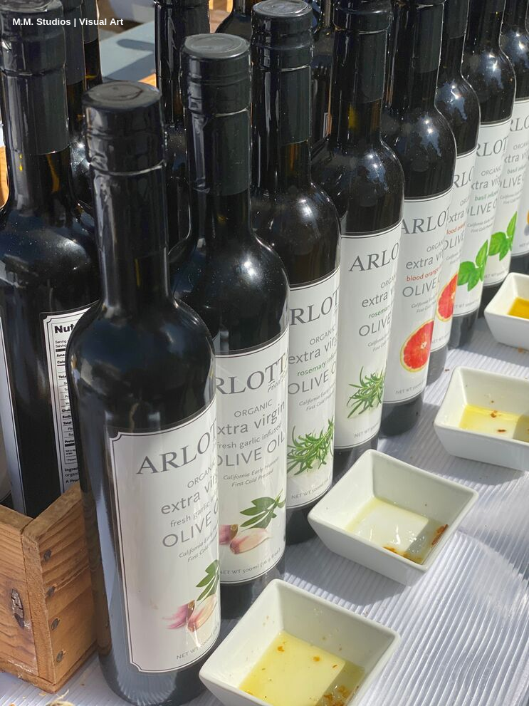 Balsamic and Oils_ 2019 Hudson Valley Garlic Festival_K.Martinelli Blog _ M.M. Studios
