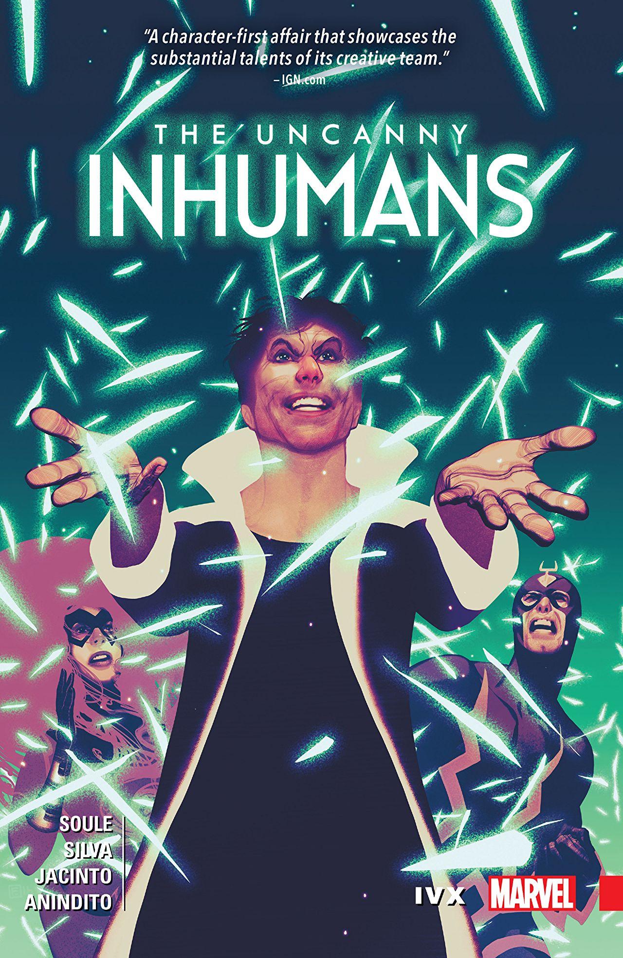 Uncanny Inhumans Vol. 4: IvX