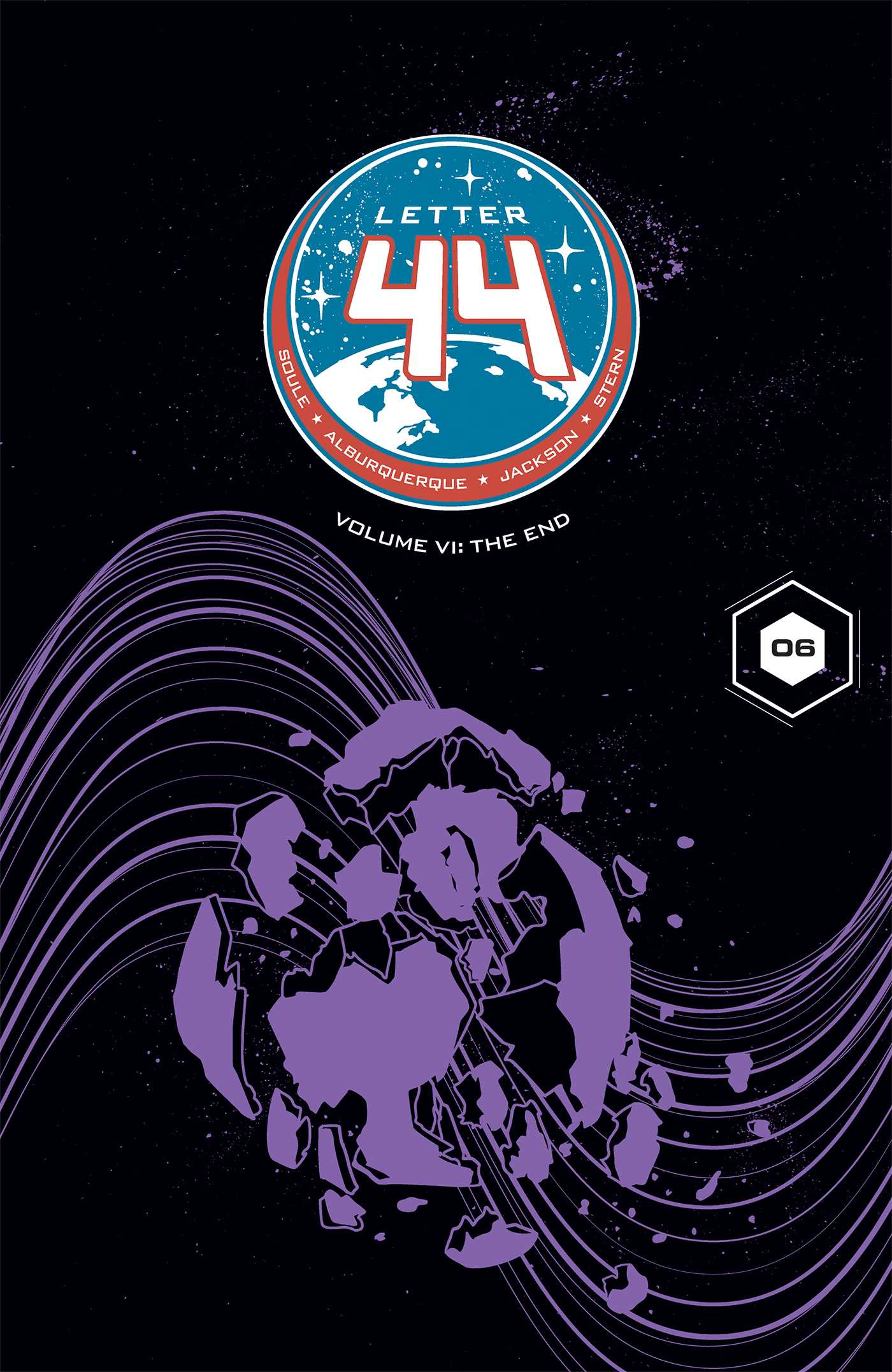 Letter 44 Vol. 6: The End