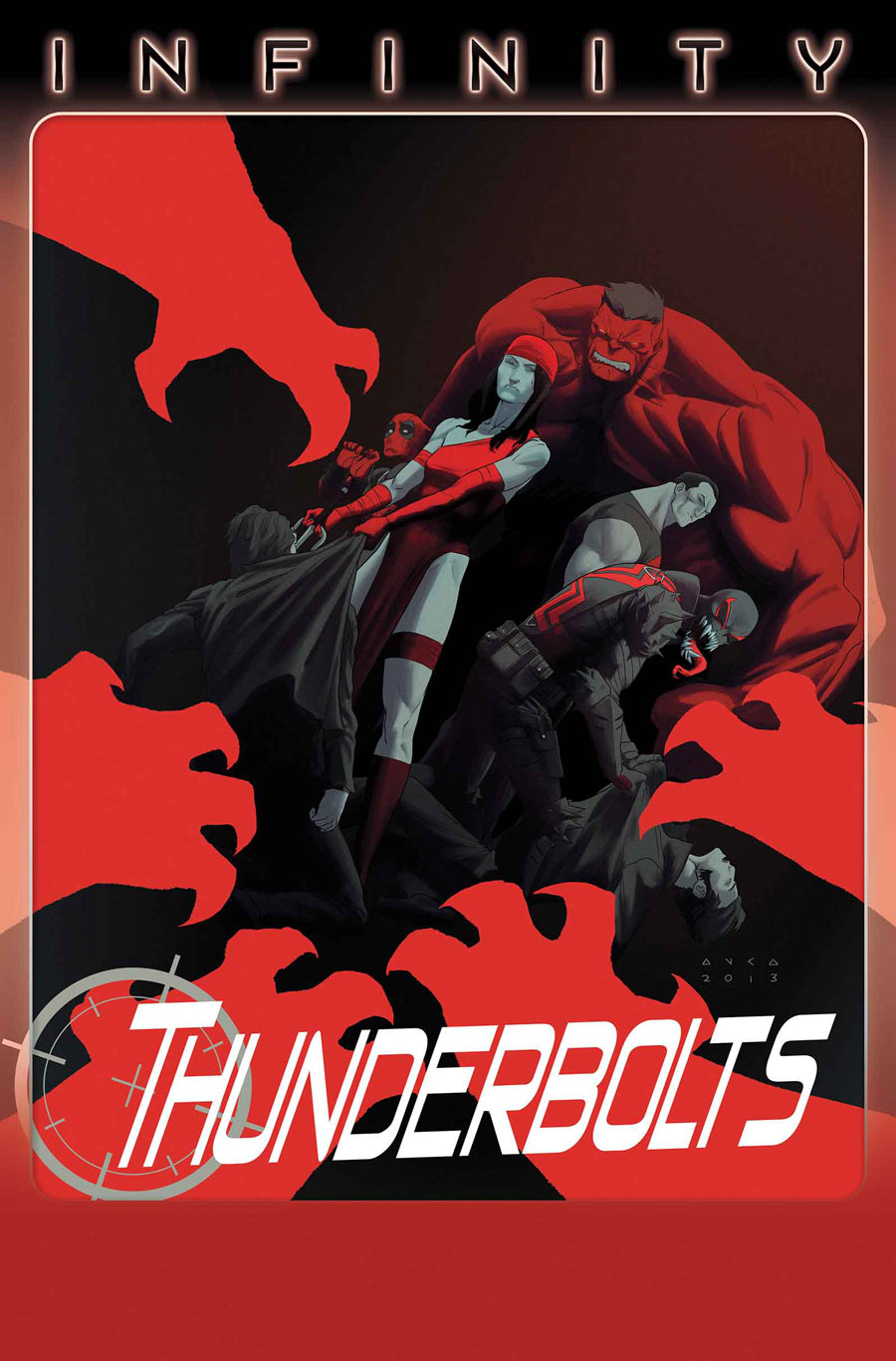 Thunderbolts Volume 3: Infinity