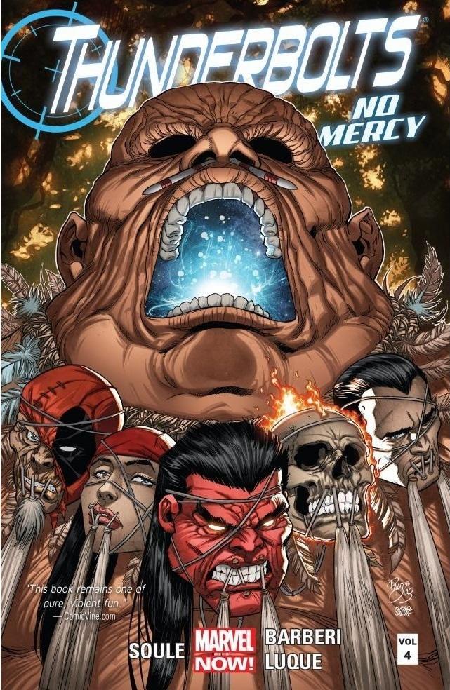 Thunderbolts Vol. 4: No Mercy