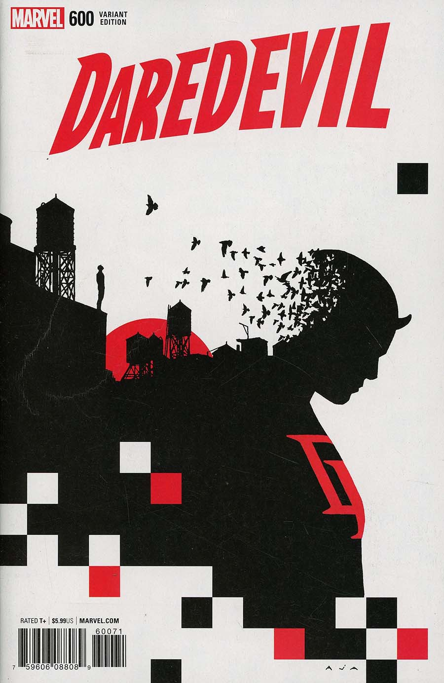 Cover by David Aja.