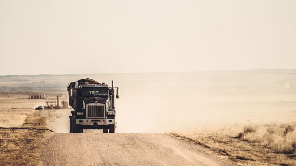 Trucking -