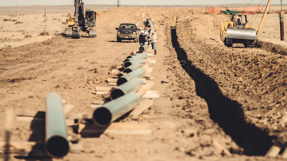 Pipeline Services -