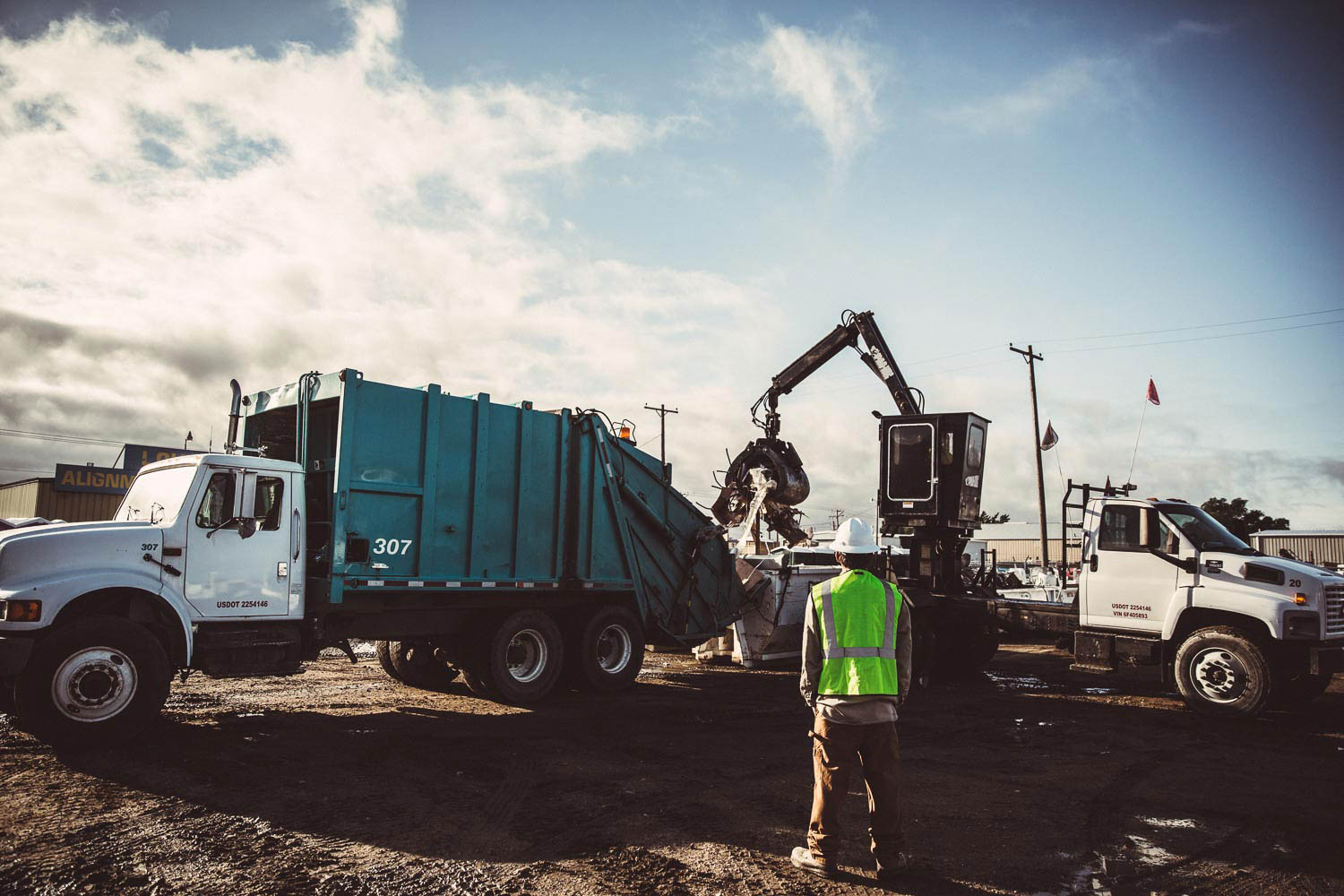Waste Removal -