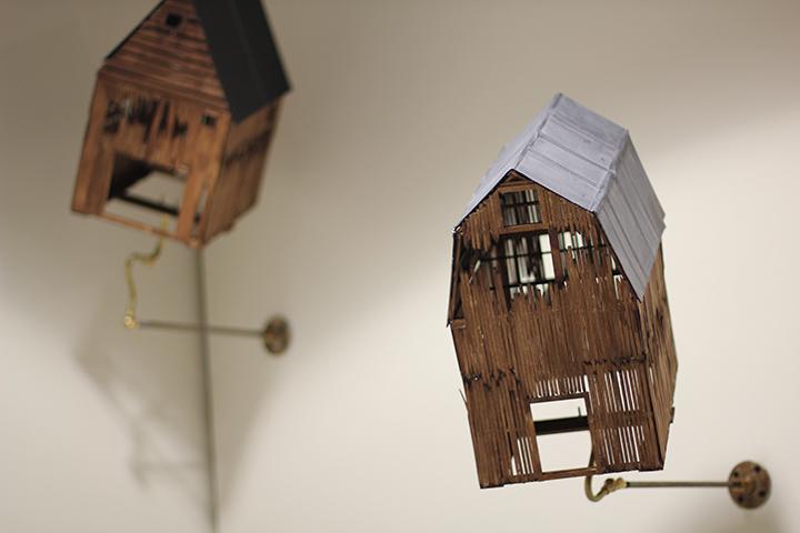 Erie Locks, Low Fidelity, Tower Gallery, 2012