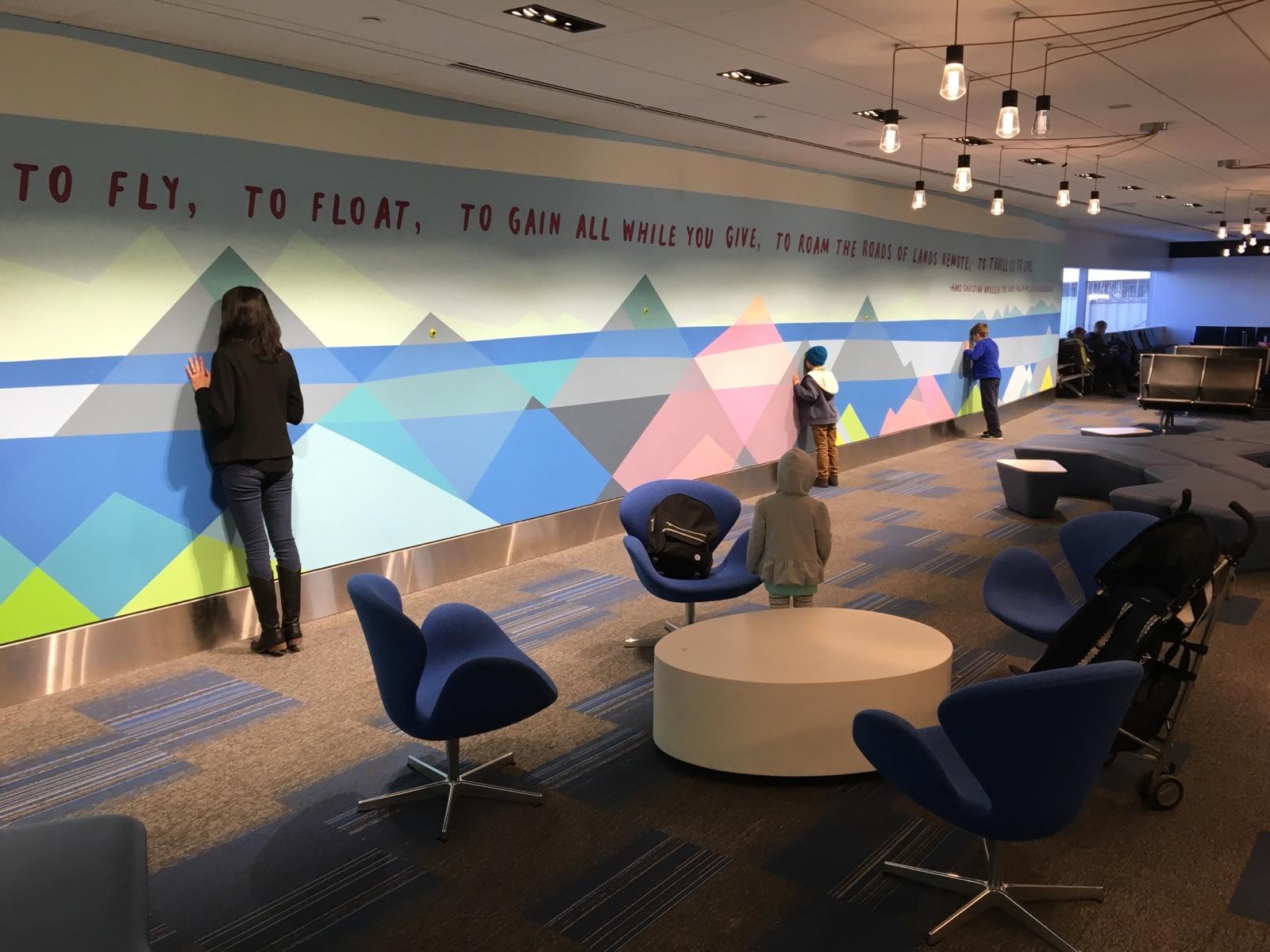 Peephole Cinema San Francisco International Airport, 2106-present