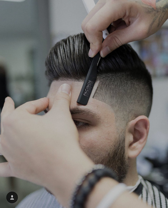 Chain shops give bad haircuts - You shouldn't have to bounce around from chair to chair or chase your barber around town to get a decent cut.
