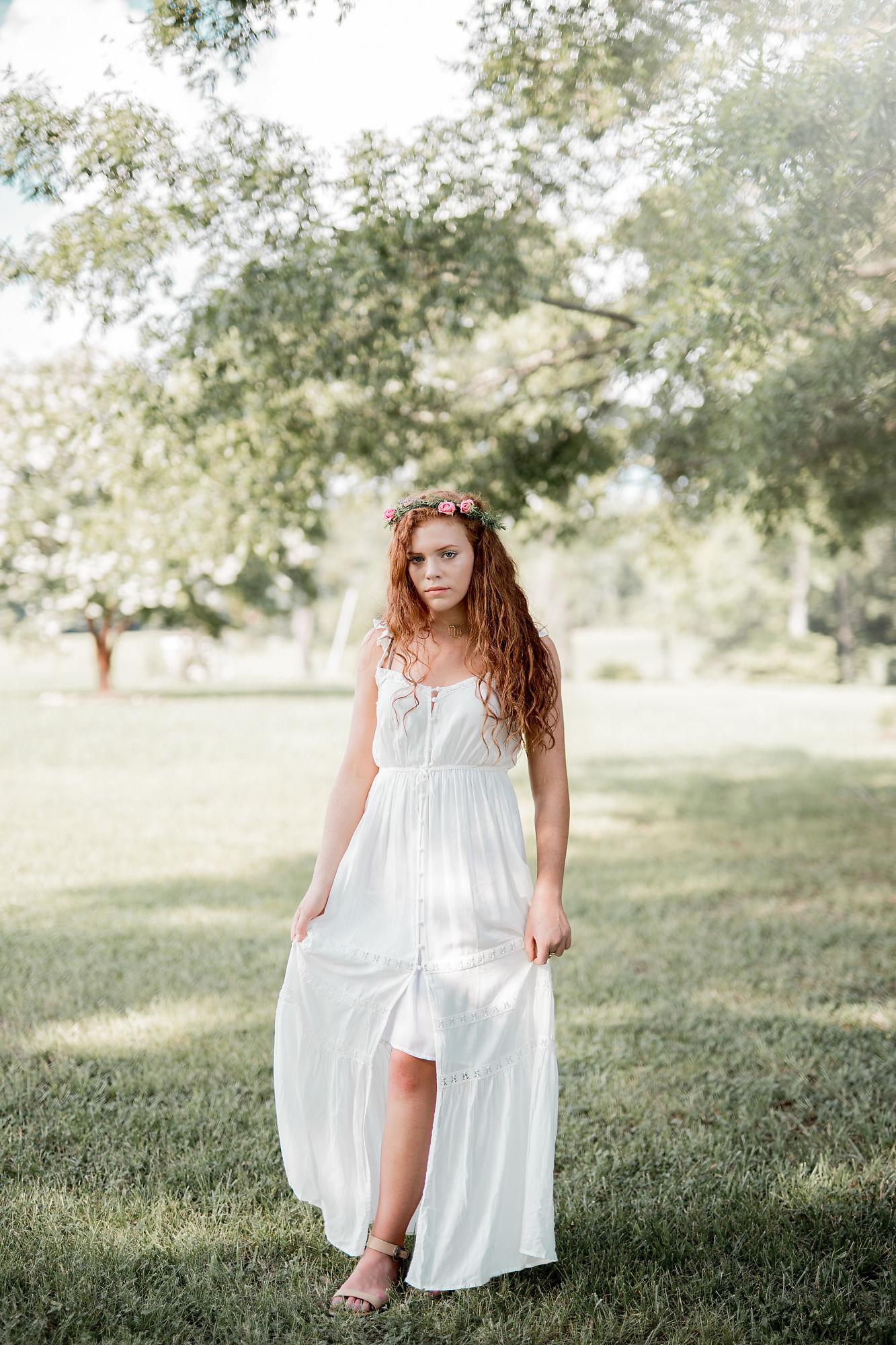 Raleigh Senior Photographer | www.foreveryoungandfree.com