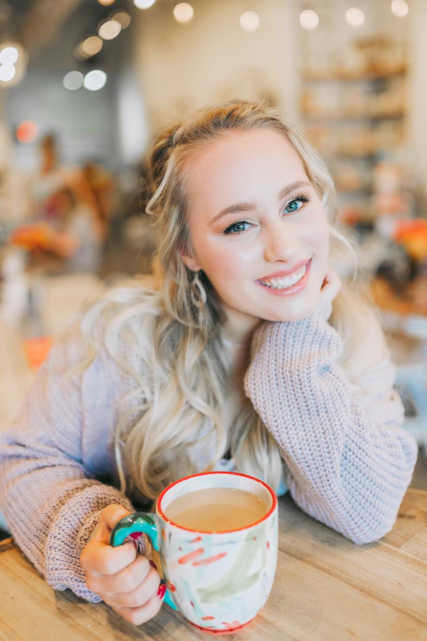 Jenna Nowak Holly Springs High School Class of 2019