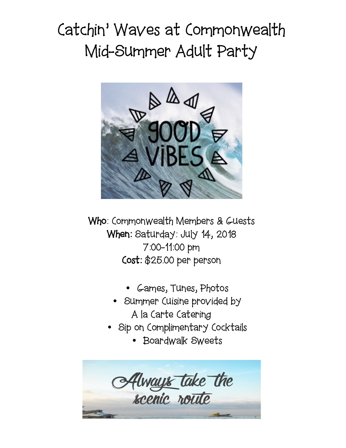 Catchin' Waves at Commonwealth Adult Party Flyer .jpg