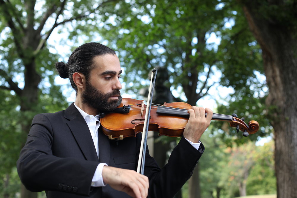 Samir Ali - the musician