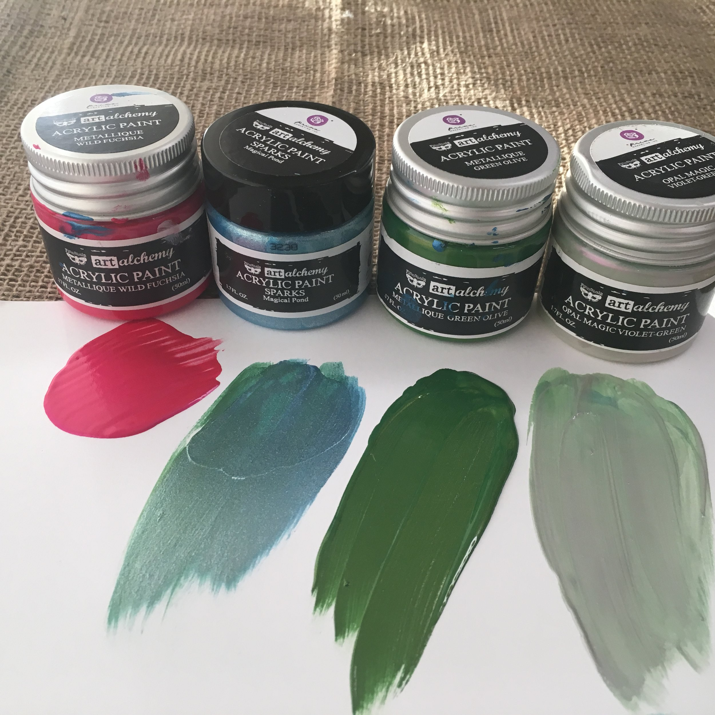 Finnabair Paints