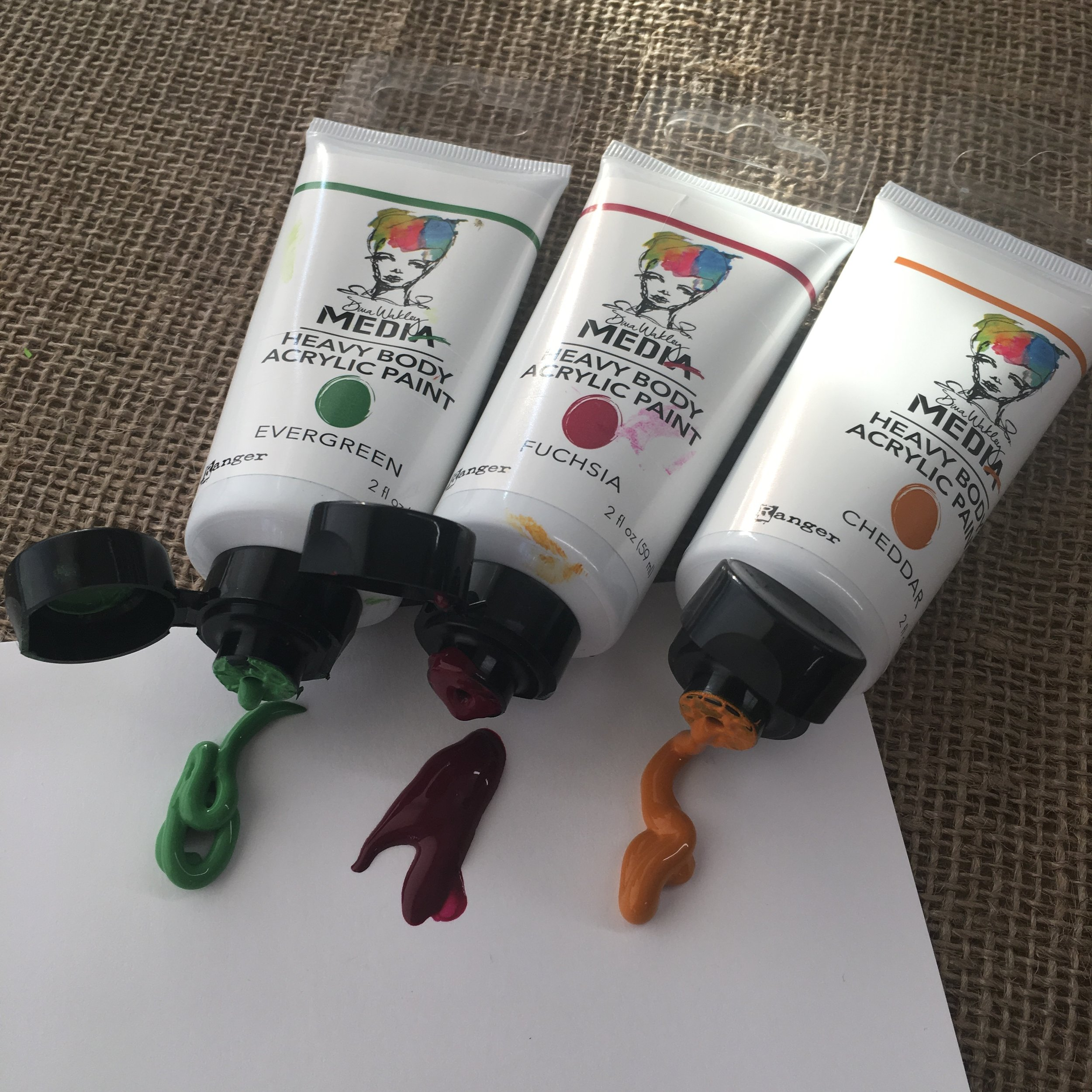 Dina Heavy Body Paints