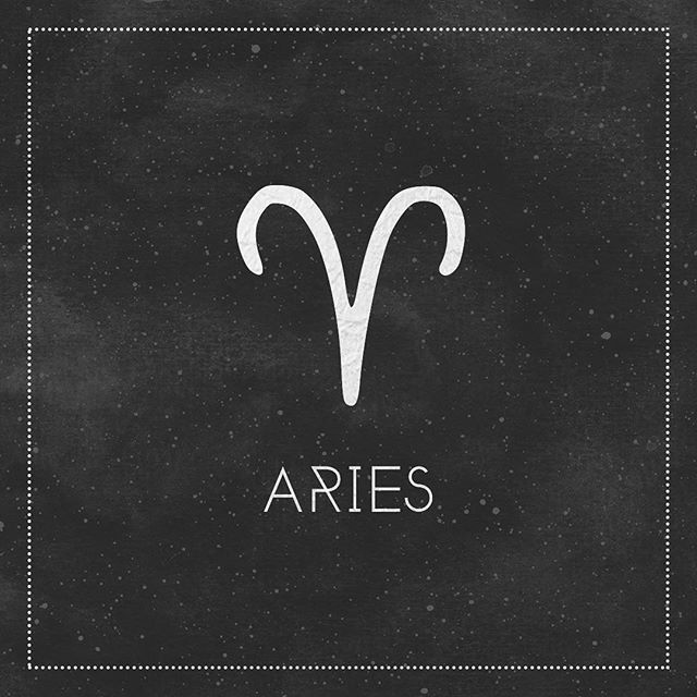 This week revved up our astrological new year with the start of Aries season ♈️✨🎉 It's only right that Aries is the first sign of the zodiac. Those rams are punchy and courageous leaders who keep the rest of us in line 👊🏻 Happy birthday to our fiery friends🔥