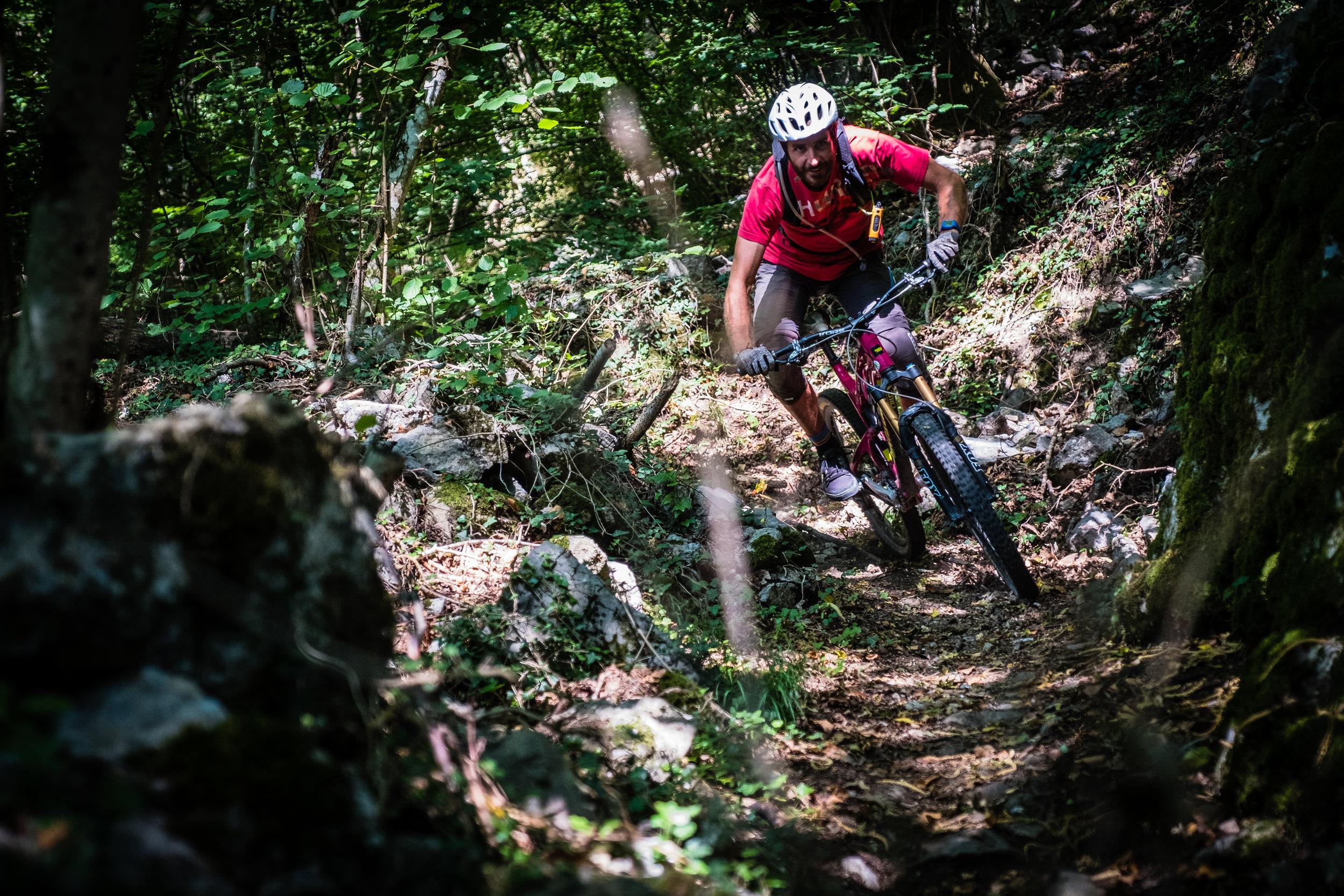 Mountain Biking in Tuscany