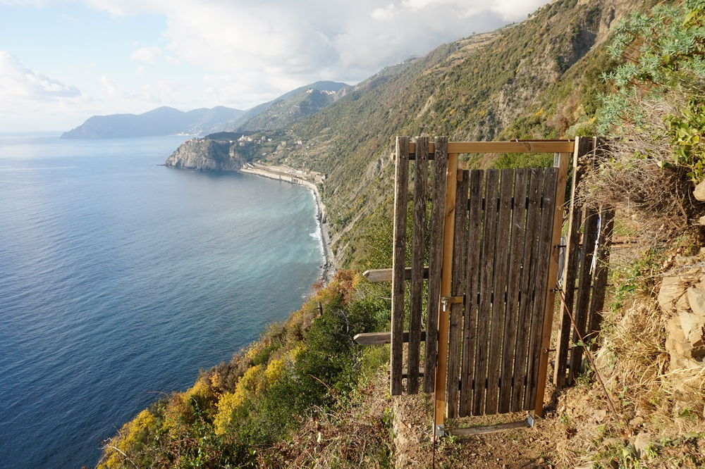 Hike in Tuscany and Cinque Terre
