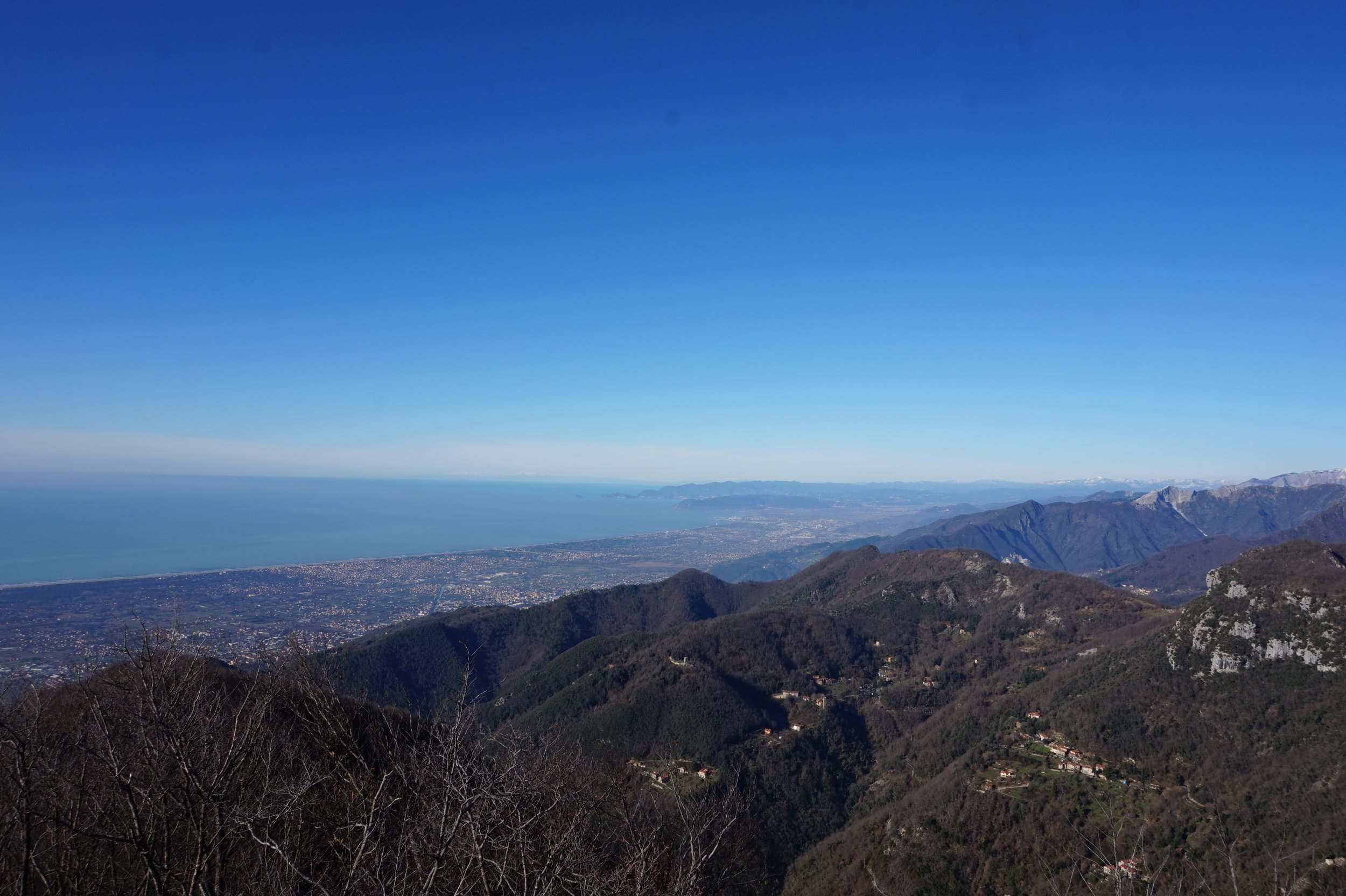 Hiking in Tuscany