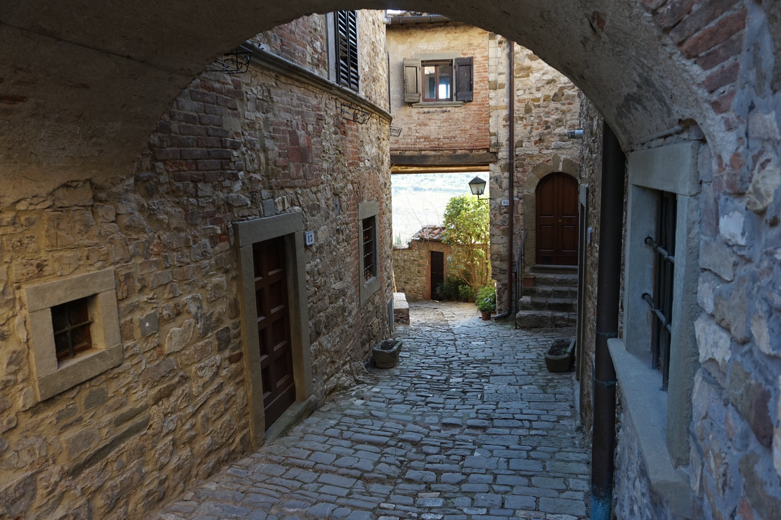Hiking in Tuscany, Walking Tours in Chianti