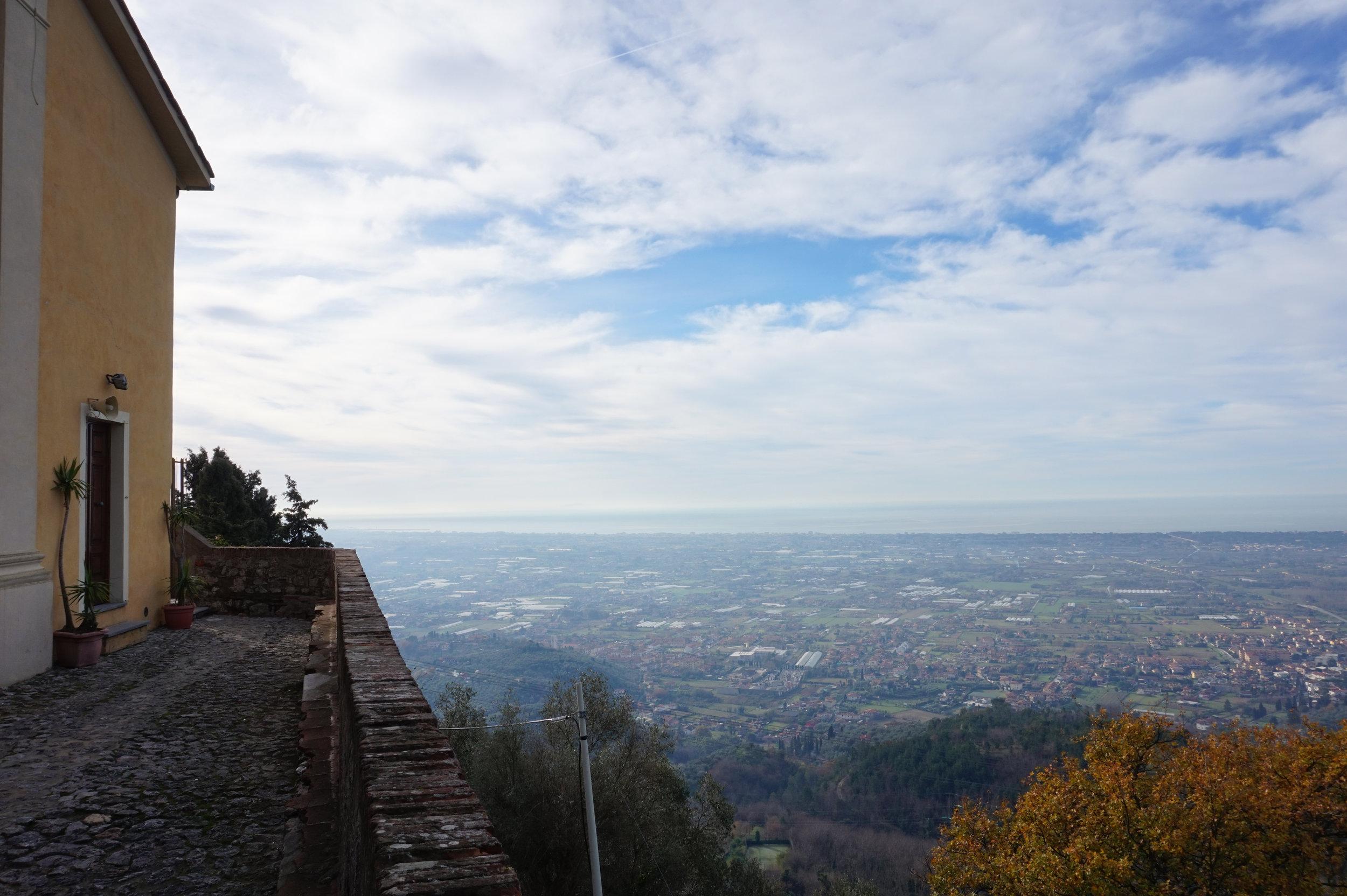Walk Tuscany Versilia Camaiore