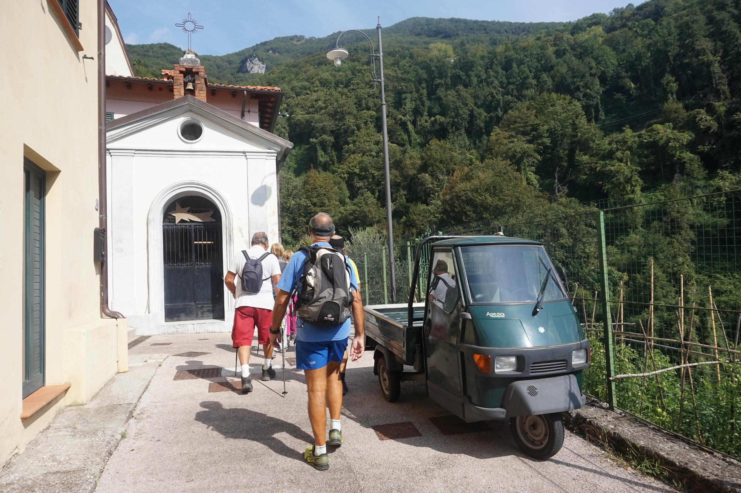 Best hike in Tuscany