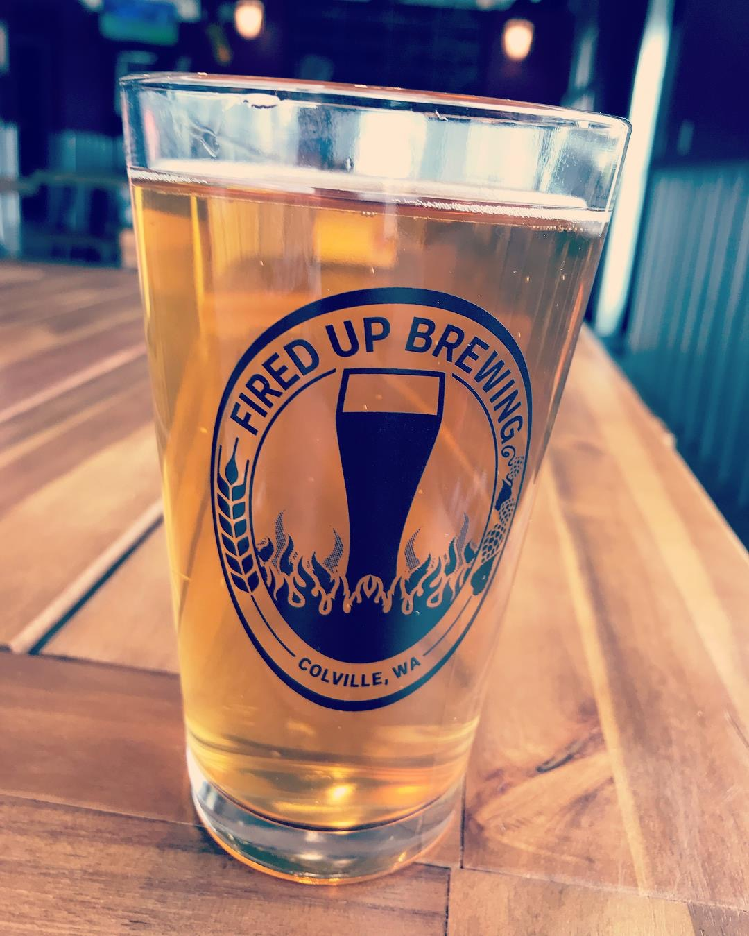 Fired Up's Bear Creek Blonde
