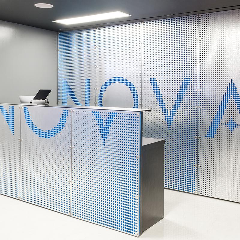 Nova Fitness Studio & Custom Desk