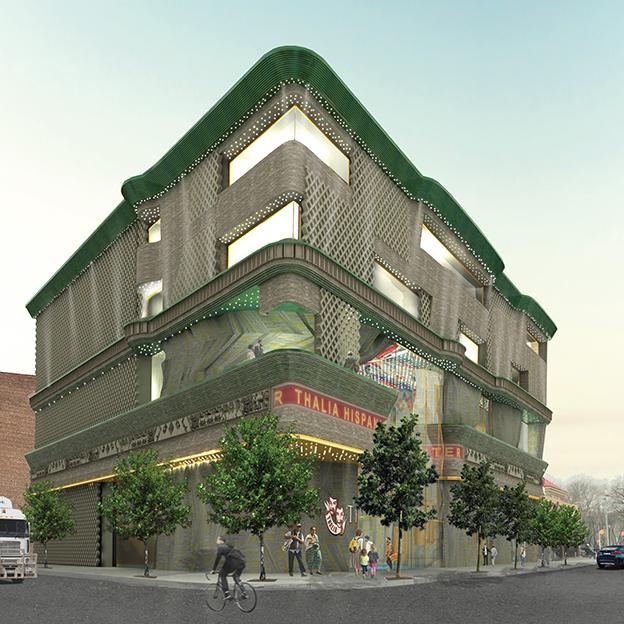 Thalia Hispanic Arts Center