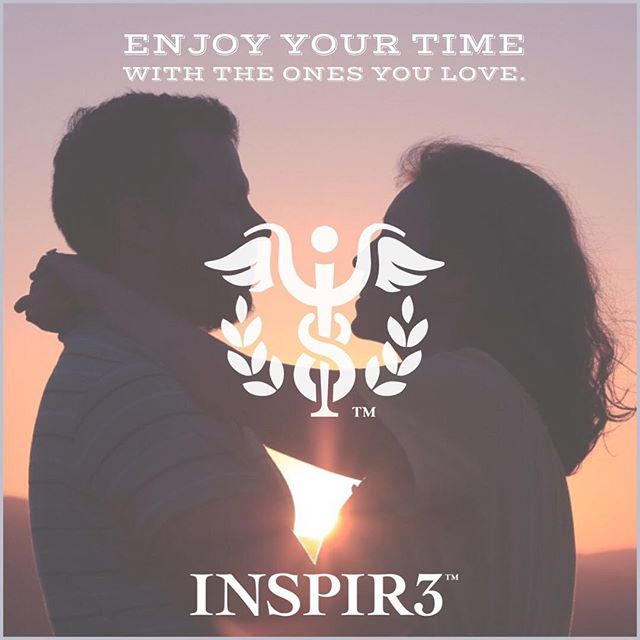 Whenever you can, as much as you can, enjoy your time with the ones you love and love you back💙 . . . . #INSPIR3 #MentalHealthAwareness #helphealinghope #solution #mentalhealth #mentalhealthmatters #youmatter #mentalhealthsolution #inspire #mentalwellness #begreater #together #community #family #friends #bringmentalwellness #inspir3change #changecampaign
