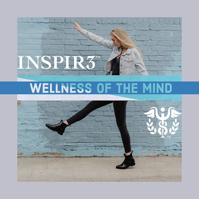 INSPIR3 mental wellness and live to reach your highest potential of you who are! . . . #INSPIR3 #MentalHealthAwareness #helphealinghope #solution #mentalhealth #mentalhealthmatters #youmatter #mentalhealthsolution #inspire #mentalwellness #begreater #together #community #family #friends #bringmentalwellness #inspir3change #changecampaign