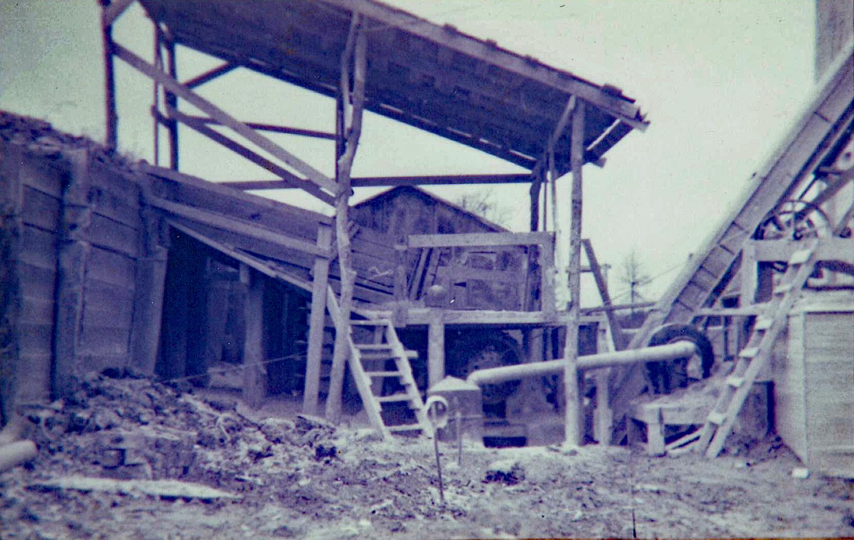 Van Tarble's original quarry