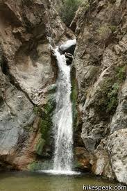 PEAK: Eaton Canyon Falls -  DIFFICULTY: 2/5SCENERY: A pristine ravine soon to be cleanFUN FACT: Looking at nature can be good for mental health while seeing a litter-strewn landscape can be detrimenta