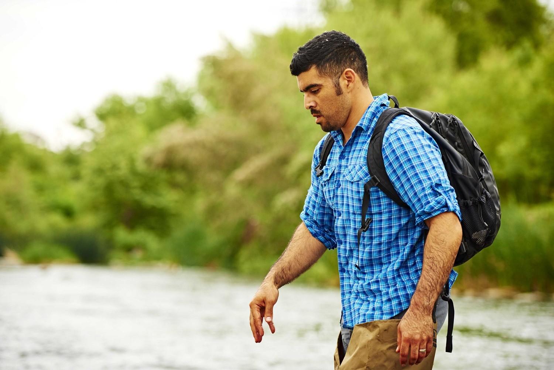 FEATURED: Miguel Ordeñana - PROFESSION: Wildlife Biologist LA Weekly: