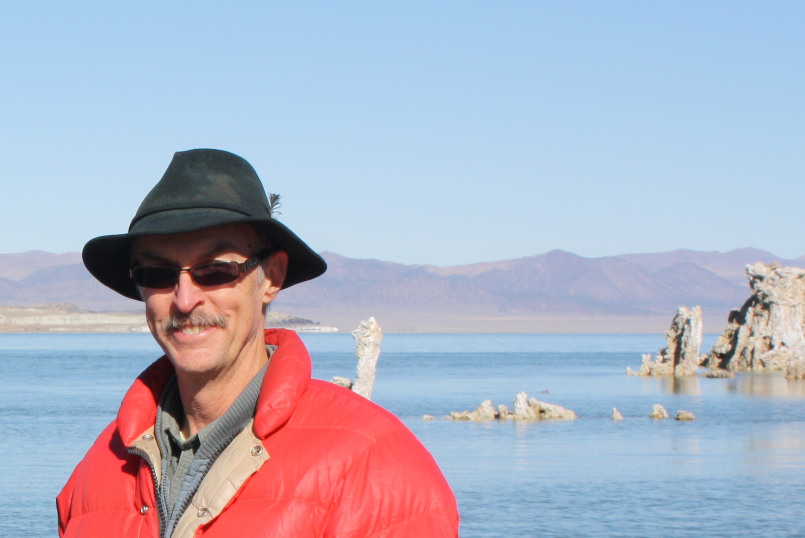 PROFESSOR: Doug Hammond - DEPARTMENT: Earth SciencesRATE MY PROFESSOR: