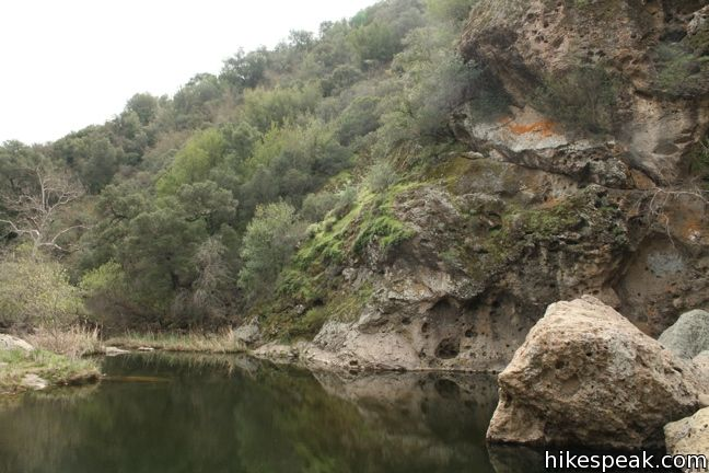 PEAK: Rock Pool and Century Lake Trails - DIFFICULTY: 1/5SCENERY: lake, river