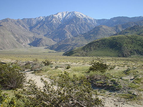 """PEAK: Mt. San Jacinto - DIFFICULTY: 5/5SCENERY: Picturesque 360-degree view of Joshua Tree and the San Gorgonio Mountains""""The most sublime spectacle to be found anywhere on this earth."""" - John MuirFUN FACT: San Jacinto is the sixth most topographically prominent peak in the 48 contiguous states."""