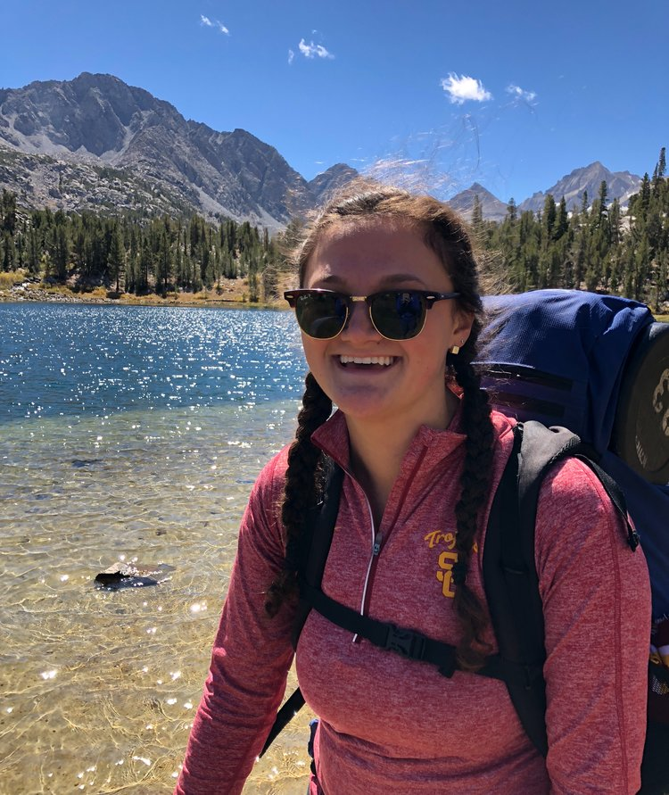"TRIP LEAD: ELLIE - She once was described as ""Michelle Obama's arms"" by a buzzfeed quiz!Contact Ellie: elore@usc.edu here.Read Ellie's bio here."