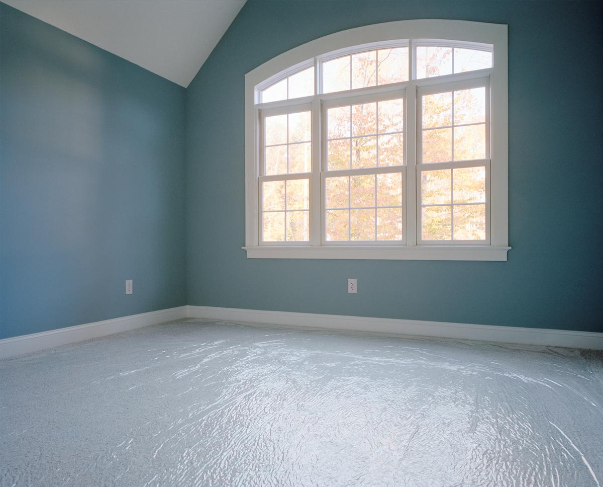 Blue Plastic Room, Winston-Salem, NC